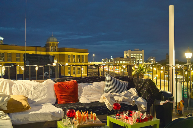 Need Outdoor Space? Build a Roof Deck!