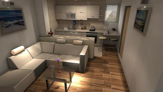 Winning Space: The Urban Kitchen Redefined