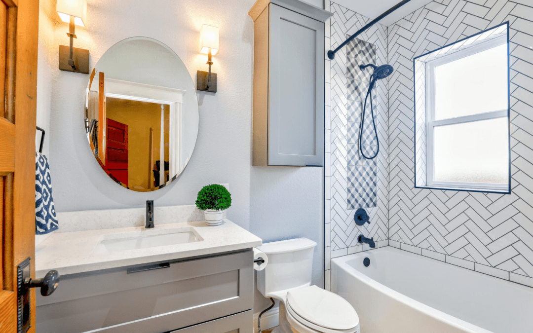 Banish Boring with These Top Boston Bathroom Trends