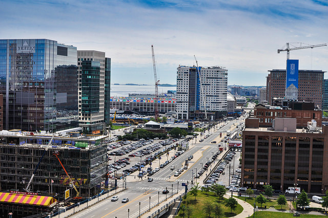 Innovative Commercial Development Predicted to Rise for Boston in 2017