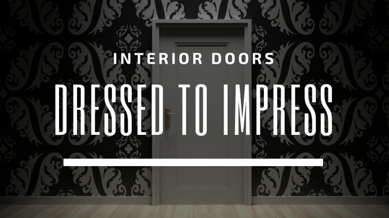 Dressed to Impress: Interior Doors That Strut Their Stuff