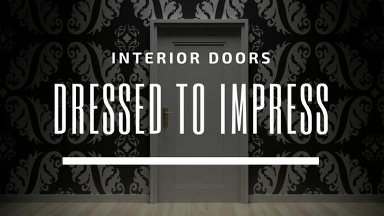 Dressed to Impress: Interior Doors That Strut Their Stuff