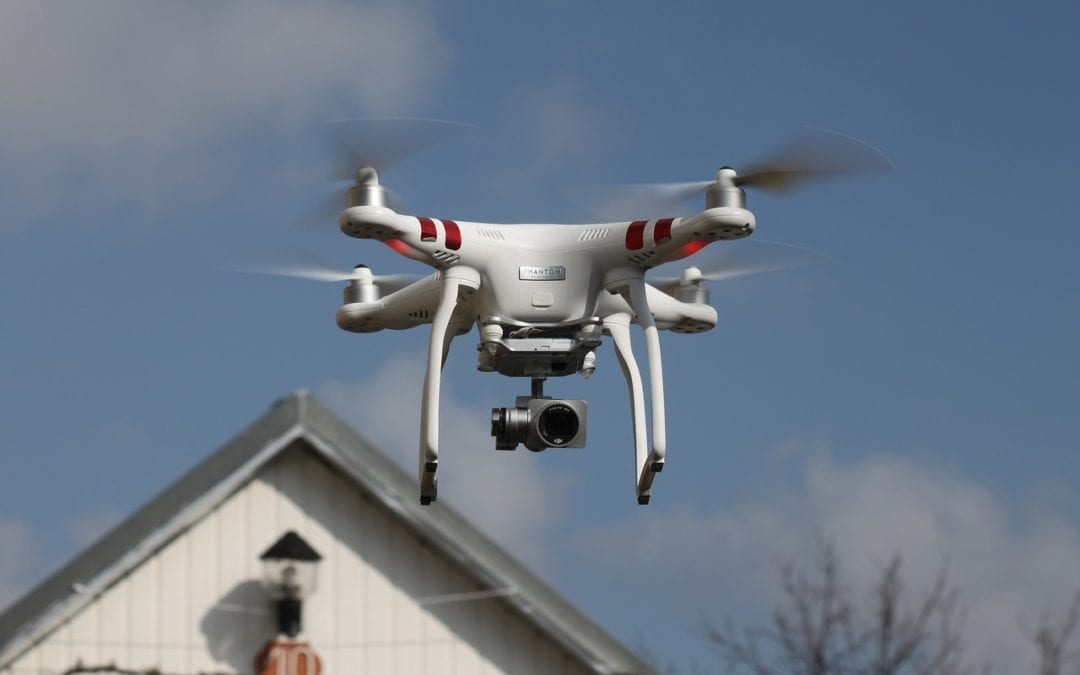 4 Reasons Drone Interest is in High Demand for the Construction Industry
