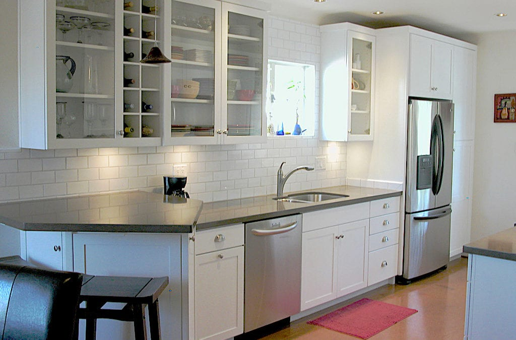 Kitchen Cabinetry: Semi-Custom Cabinets vs. Stock Cabinets