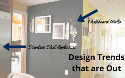 7 Home Design Trends That are Over