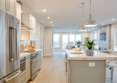 Dorchester Kitchen Condo Design