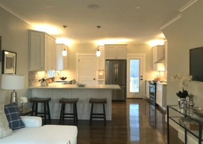 Boston Kitchen Single Family Home Remodel