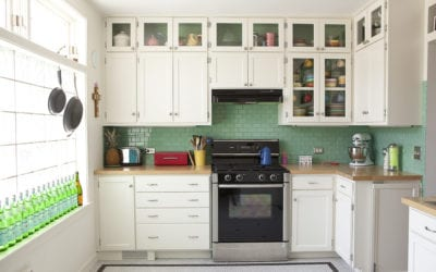 Kitchen Remodeling Backsplash Trends