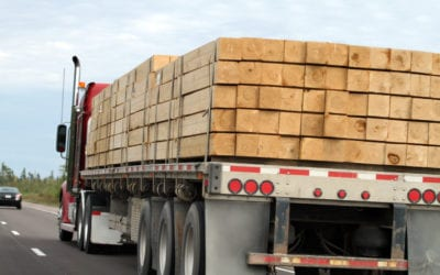 How the Truck Driver Shortage Impacts the Building Materials Industry
