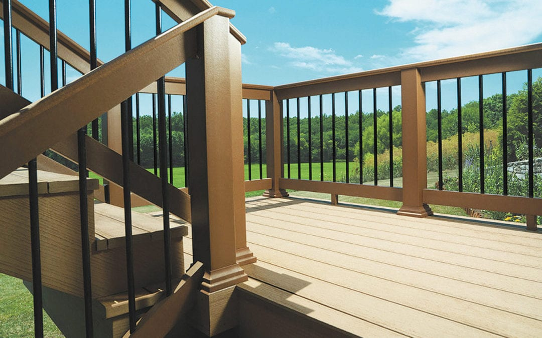 4 Tips for Choosing the Right Railing System for Your Boston Deck
