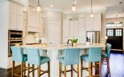 Choosing Between Beaded Inset and Plain Inset Kitchen Cabinets