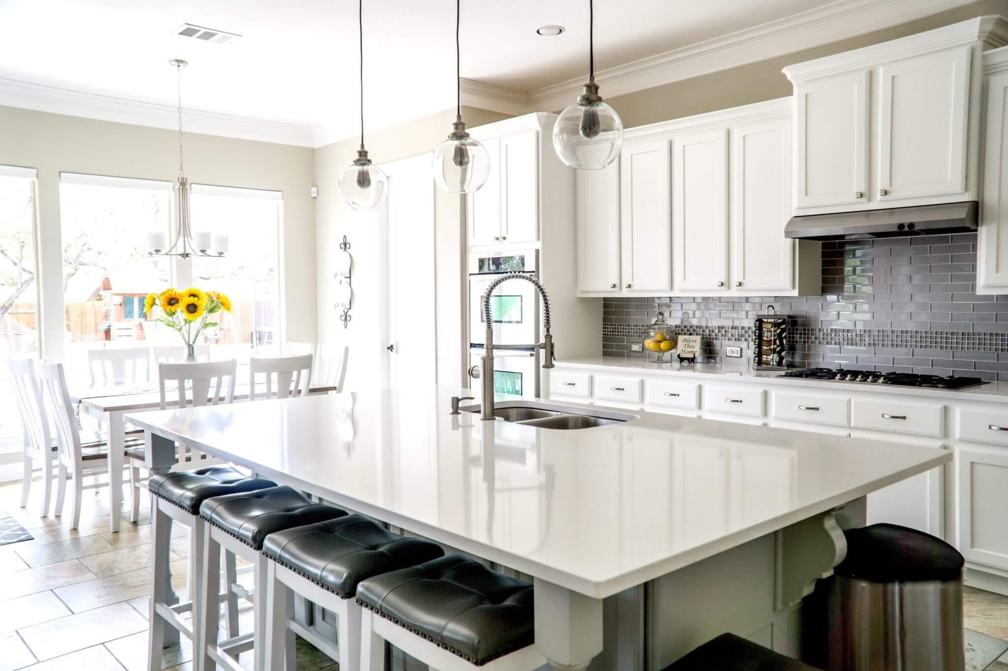 The Pros And Cons Of Inset Cabinets Vs Full Overlay Cabinets Nebs