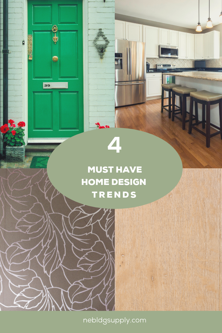must have home design trends