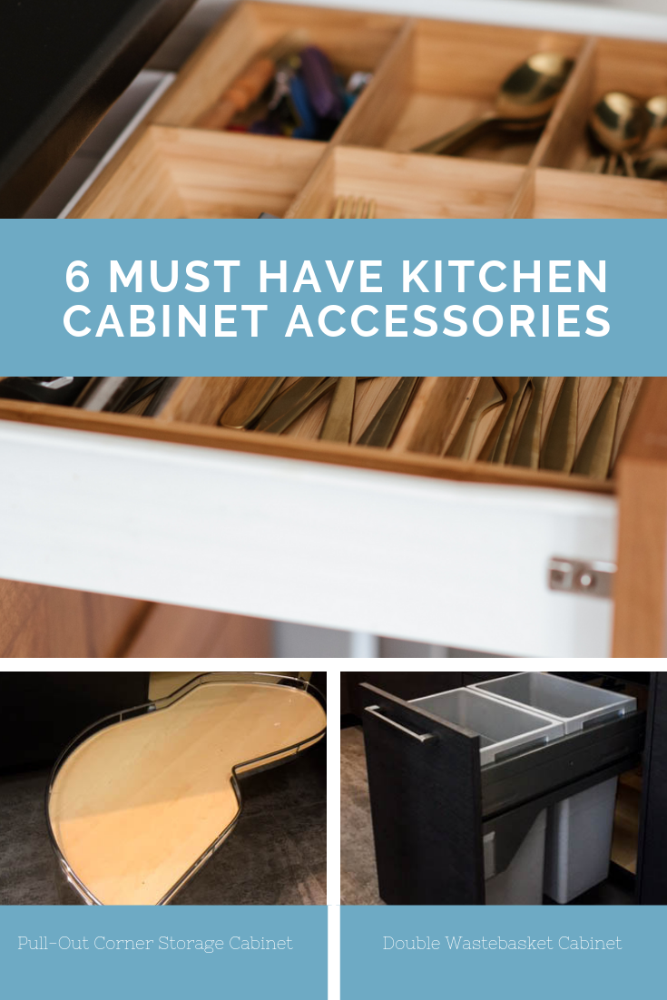 6 Must Have Kitchen Cabinet Organizers And Accessories Nebs