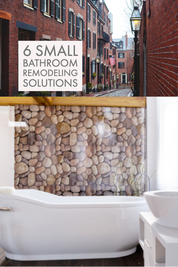 6 Small Bathroom Remodeling Solutions For Spring Nebs