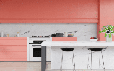 "4 Tips on How to Use ""Living Coral"" Pantone Color of the Year"