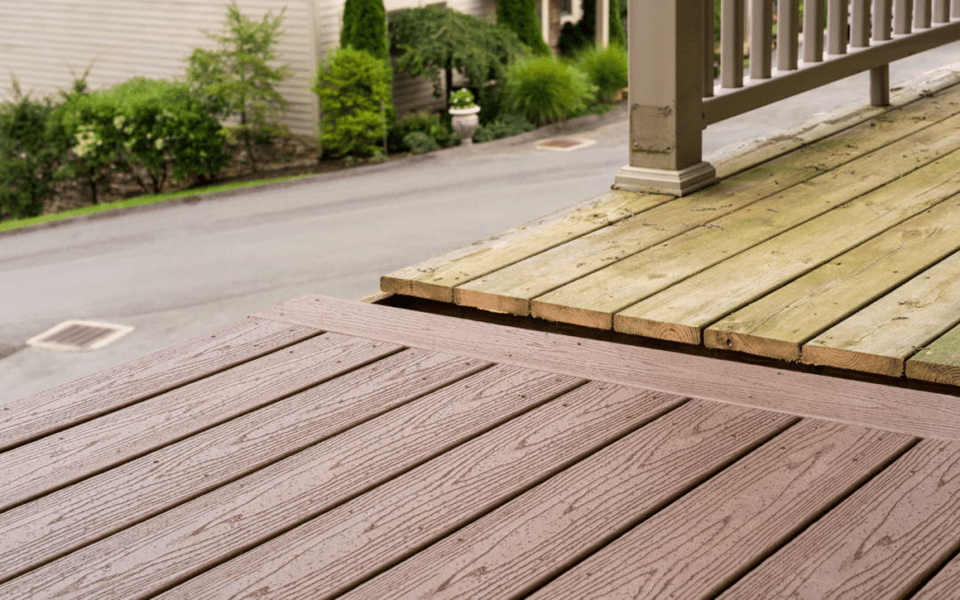 Which is the Best Decking Material? Treated Wood vs. Composite