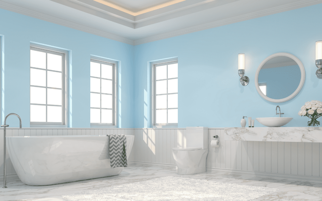 Bring the Beach Home: 6 Coastal Themed Bathroom Ideas