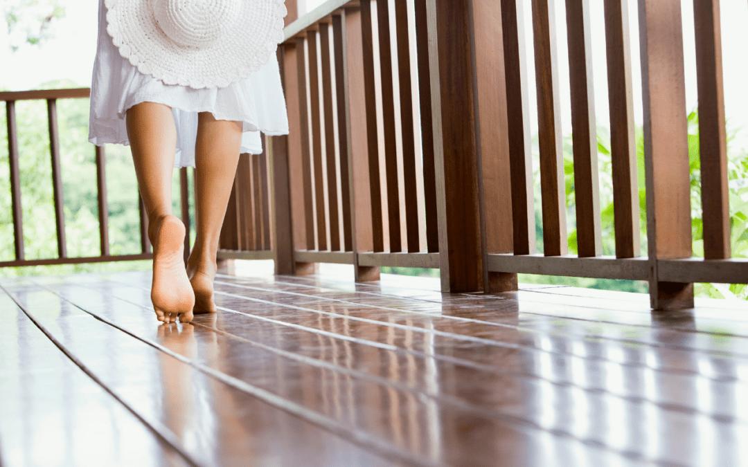 deck design trends