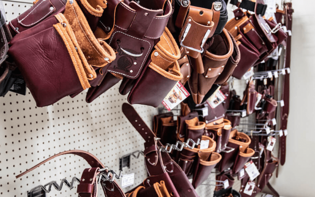 How to Choose a Quality Tool Belt