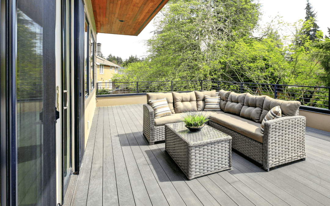 Summer Deck Design Trends