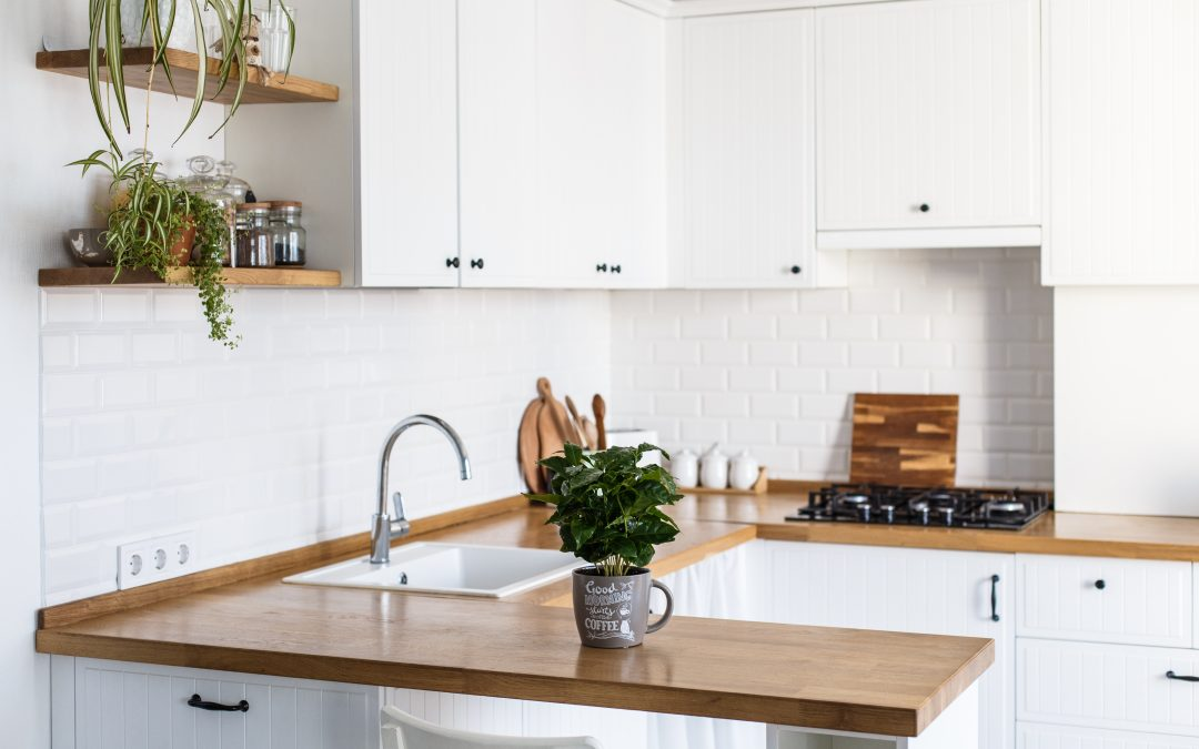 10 Tips to Maximize Your Small Kitchen