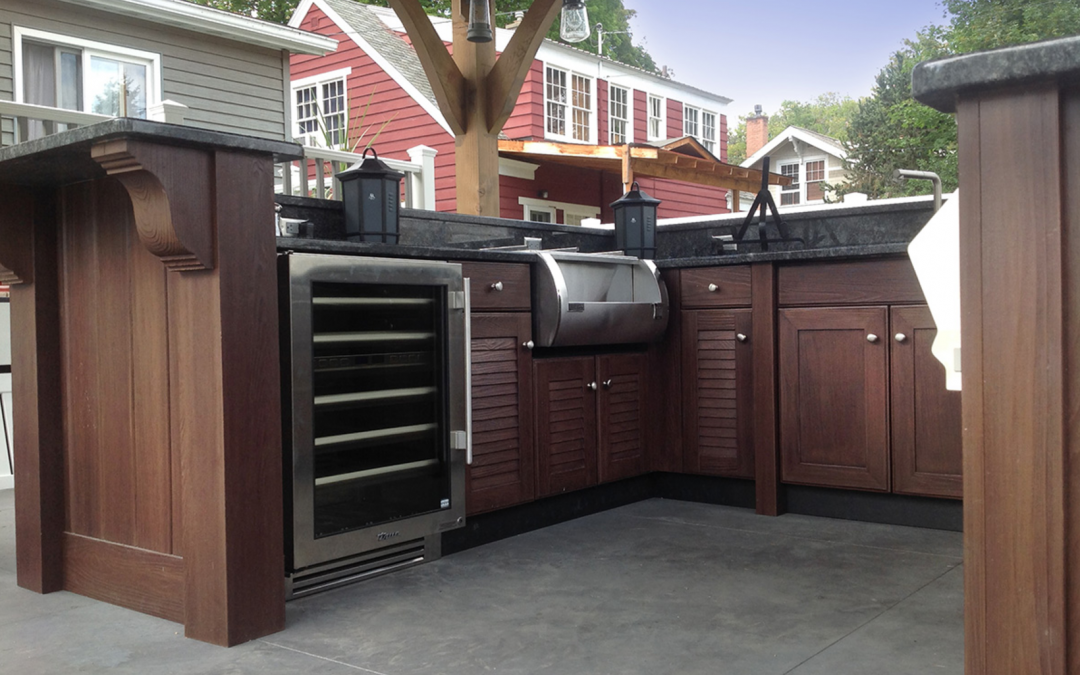 Weatherproof Outdoor Cabinets: What Material Should I Use?
